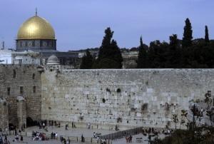 Izrael - Zeď nářků